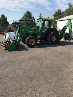 Tractor For Sale 1999 John Deere 5310 , 64 HP