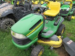 Lawn Mower For Sale 2010 John Deere LA145 , 22 HP