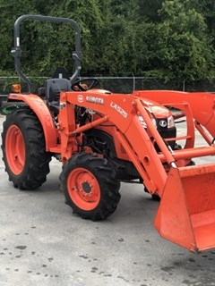 Tractor - Compact Utility For Sale 2016 Kubota L2501 , 25 HP