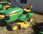 Riding Mower For Sale: 2009 John Deere X360, 22 HP