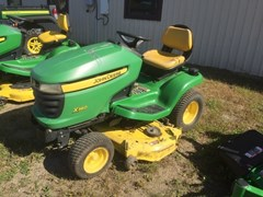 Riding Mower For Sale:  2009 John Deere X360 , 22 HP
