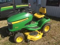 Riding Mower For Sale:  2009 John Deere X360 , 22 HP