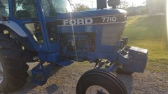 Tractor For Sale 1990 Ford 7710 , 97 HP
