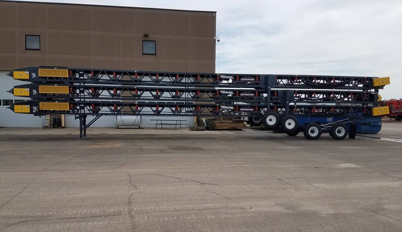 2019 Superior 36X70STSP-TRL Conveyor - Transfer For Sale