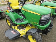 Lawn Mower For Sale 2012 John Deere X720 , 25 HP