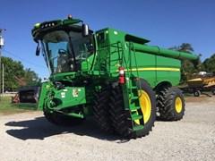Combine For Sale 2018 John Deere S780
