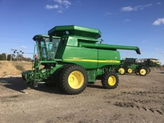 Combine For Sale 2005 John Deere 9660 STS