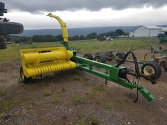 Forage Harvester-Pull Type For Sale John Deere 3940