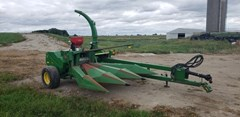 Forage Harvester-Pull Type For Sale 2008 John Deere 3975