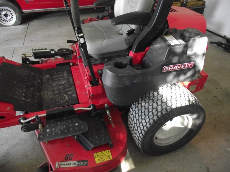 2015 Gravely PM 260 Zero Turn Mower For Sale