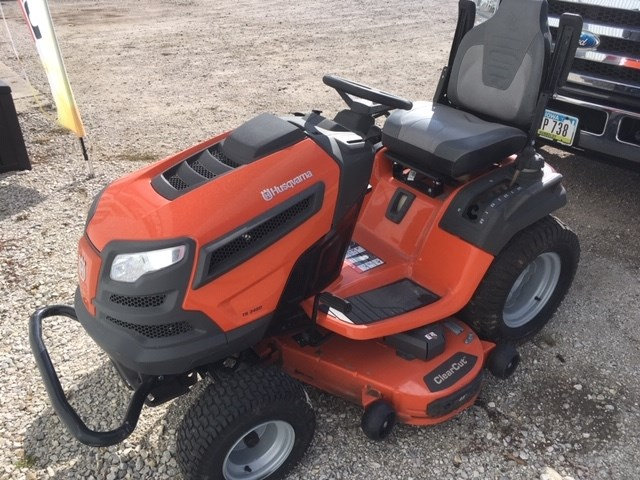 2018 Husqvarna TS348D Riding Mower For Sale