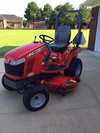 2017 Massey Ferguson GC1715 Tractor - Compact Utility For Sale