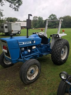 Tractor For Sale Ford 3600 , 48 HP
