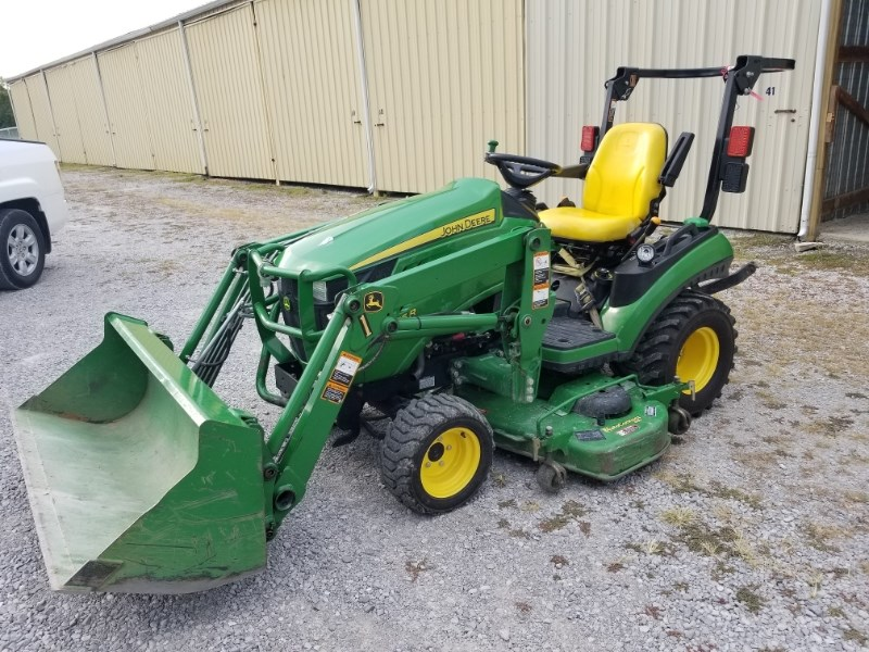 2013 John Deere 1025R Tractor - Compact For Sale