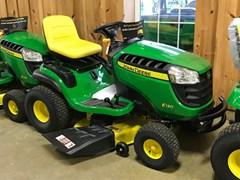Riding Mower For Sale 2019 John Deere E130 , 22 HP