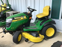 Riding Mower For Sale 2019 John Deere E170 , 25 HP