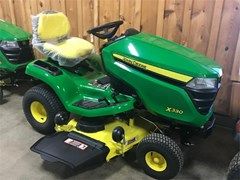 Riding Mower For Sale 2019 John Deere X330 , 20 HP