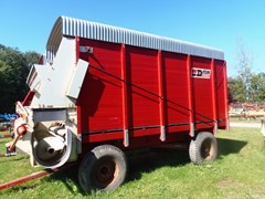 Forage Box-Wagon Mounted For Sale 3D-P Technology 1016SE