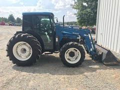 Tractor For Sale 2000 New Holland TN75D , 75 HP