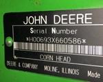 Header-Corn For Sale1995 John Deere 693