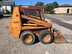 Skid Steer For Sale Case IH 1840 , 50 HP