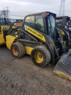 Skid Steer For Sale 2015 New Holland L228