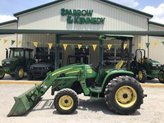 Tractor - Compact Utility For Sale 2006 John Deere 4120 , 43 HP