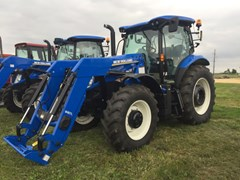 Tractor For Sale 2019 New Holland T6.175 , 174 HP