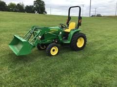 Tractor For Sale 2015 John Deere 3038E , 38 HP