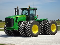 Tractor For Sale 2011 John Deere 9630 , 530 HP
