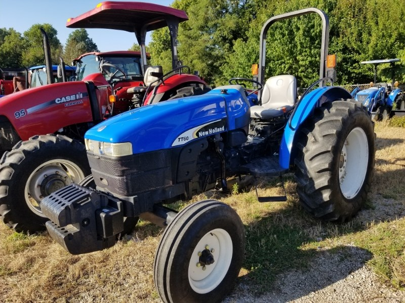 2007 New Holland TT60A Tractor For Sale