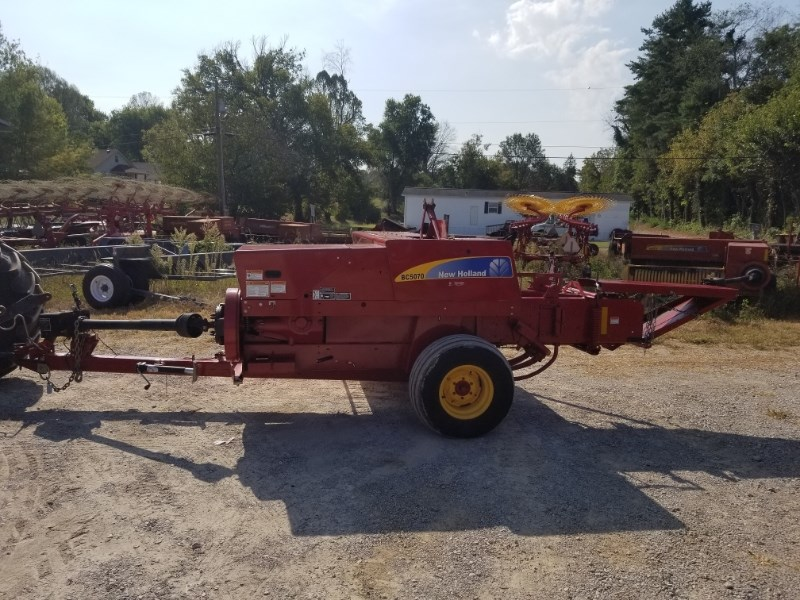2013 New Holland BC5070 Baler-Square For Sale