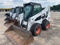 Skid Steer For Sale 2012 Bobcat S750