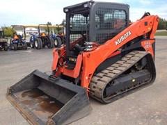 Skid Steer-Track For Sale 2014 Kubota SVL902HFC , 92 HP