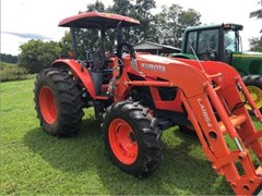 Tractor For Sale 2015 Kubota M5-091 , 87 HP