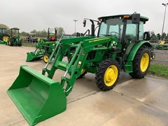 Tractor For Sale 2019 John Deere 5075E , 75 HP
