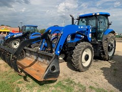 Tractor For Sale 2013 New Holland T6.175 , 145 HP