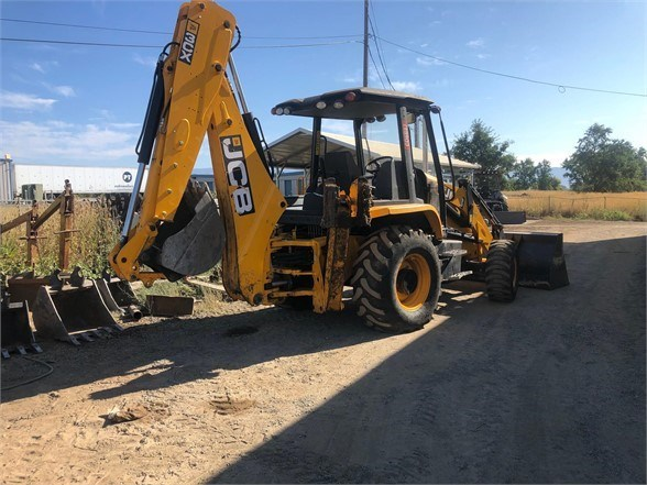 2017 JCB 3CX Tractor For Sale