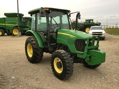 Tractor For Sale 2010 John Deere 5083E , 83 HP