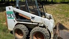 Skid Steer For Sale 1994 Bobcat 751