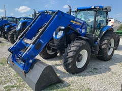 Tractor For Sale 2015 New Holland T7.190 , 150 HP