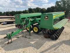 Grain Drill For Sale 2000 John Deere 455