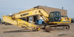 Excavator For Sale 2007 Kobelco SK350LC
