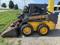 Skid Steer For Sale 2001 New Holland LS140
