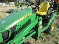 Tractor - Compact Utility For Sale 2014 John Deere 1025R , 25 HP