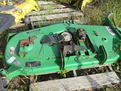 "Mower Deck For Sale 2002 John Deere 60"" MOWER"