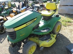 Lawn Mower For Sale 2009 John Deere X320 , 22 HP