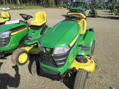 Lawn Mower For Sale 2017 John Deere x330 , 20 HP