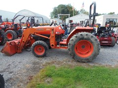 Tractor - Compact For Sale 2011 Kubota L4400HST-1 , 44 HP