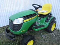 Lawn Mower For Sale 2019 John Deere E180 , 25 HP